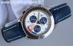 BREITLING SHARK Yachting chrono quartz A53605