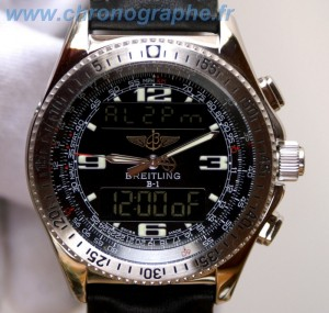 B1 BREITLING B ONE Airwolf  A68362