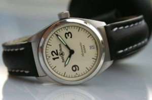 BELL & ROSS Medium 34 Automatic squelette
