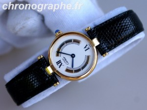 CARTIER Must Vermeil Dame Quartz