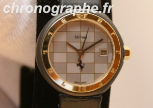 Ferrari by Cartier montre dame