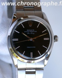 ROLEX Air King oyster perpetual automatic 1004