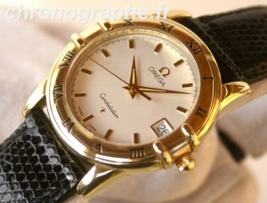 OMEGA Constellation  quartz OR 18k