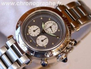 Cartier Pasha chrono homme Quartz