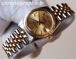 ROLEX Oyster perpetual Datejust Dame 6824 F