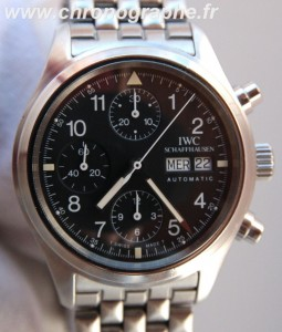 IWC Flieger chronograph 3706