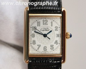 CARTIER Tank MUST Grand modèle Quartz