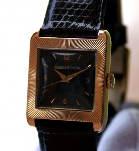 Jaeger LeCoultre sun rays