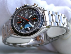 OMEGA Speedmaster Day Date SCHUMACHER