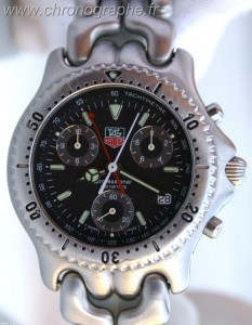 TAG HEUER LINK SEL Professionnal