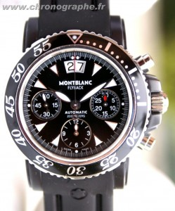 MONTBLANC FLYBACK chronograph Automatique