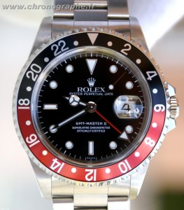 ROLEX Oyster Perpetual Date GMT MASTER 2 Automatique 16710