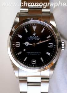 ROLEX EXPLORER 1 OYSTER PERPETUAL 114270