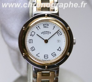 HERMES CLipper Quartz Medium