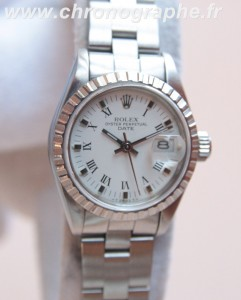 ROLEX Oyster perpetual Date LADY 69240