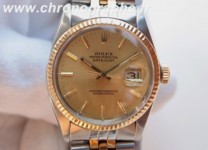 ROLEX oyster perpetual DATEJUST 16013 auto 1983