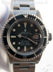 ROLEX SUBMARINER date automatique 1680