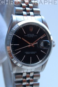 ROLEX OYSTER PERPETUAL DATE Automatique 15000