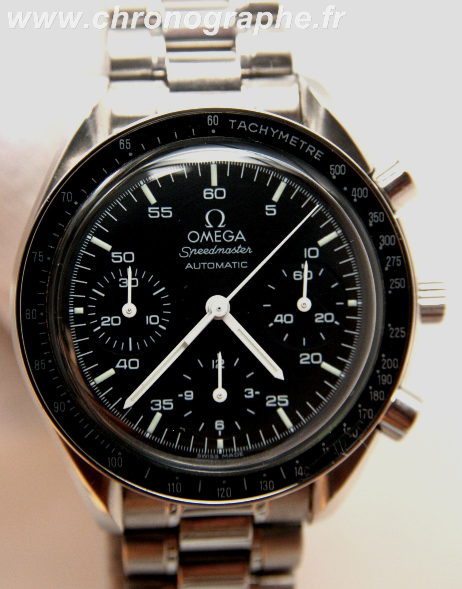 OMEGA SPEEDMASTER reduced chrono 1750032.1