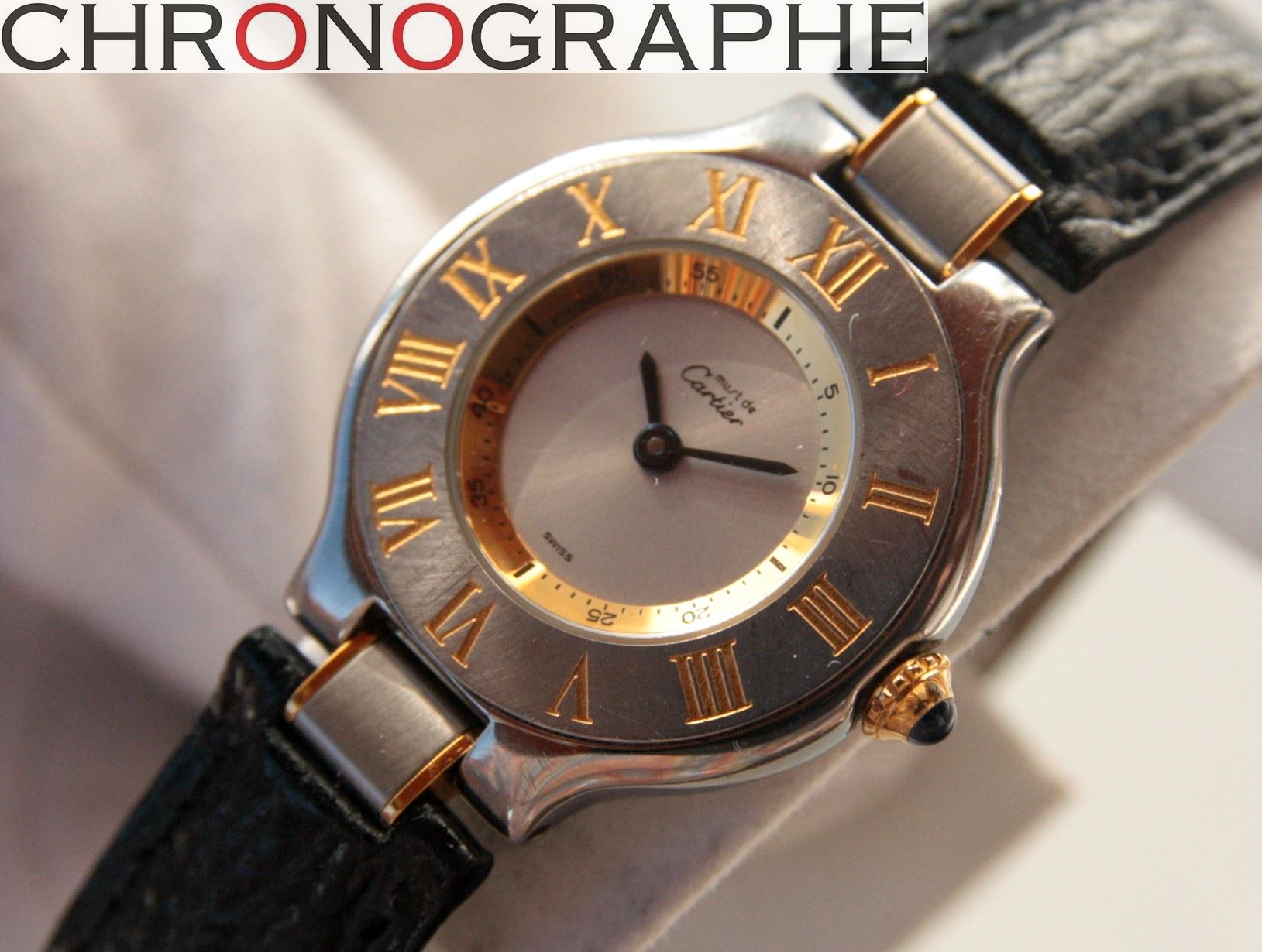 CARTIER Must 21 Dames Quartz 1340