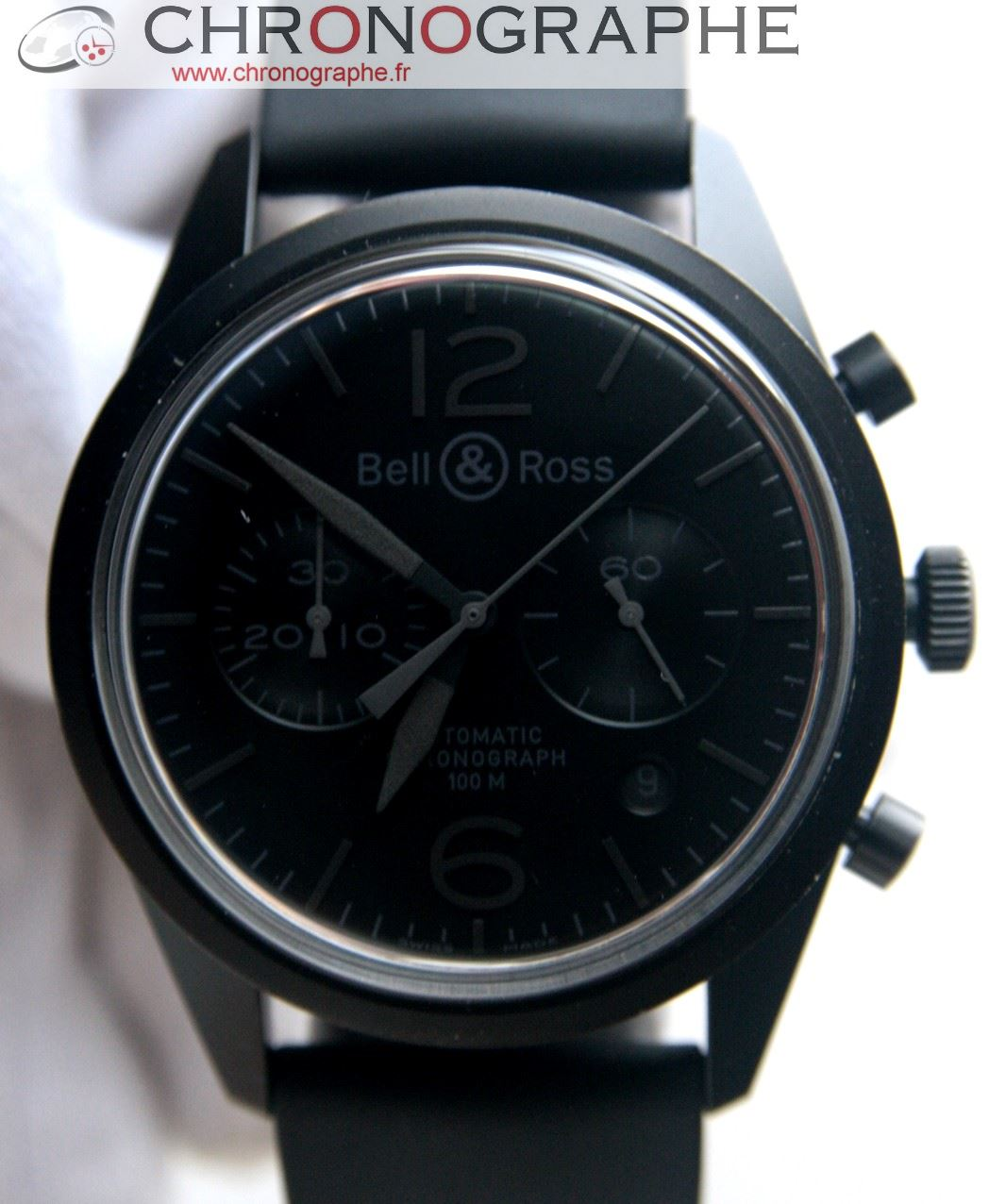 BELL & ROSS BR126 - 94 PHANTOM Bell&Ross